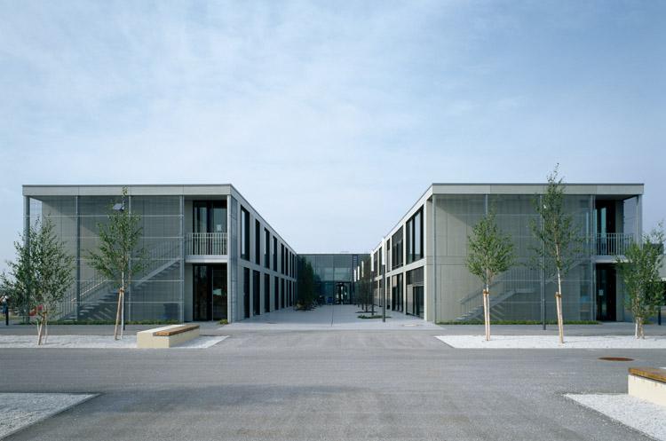 Stadtteilzentrum im hochschulstadtteil l beck pier 7 - Architekten lubeck ...