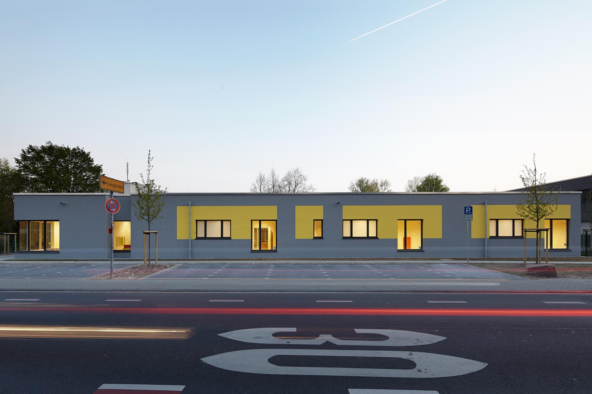 Architekt Leverkusen kita leverkusen pier 7 architekten